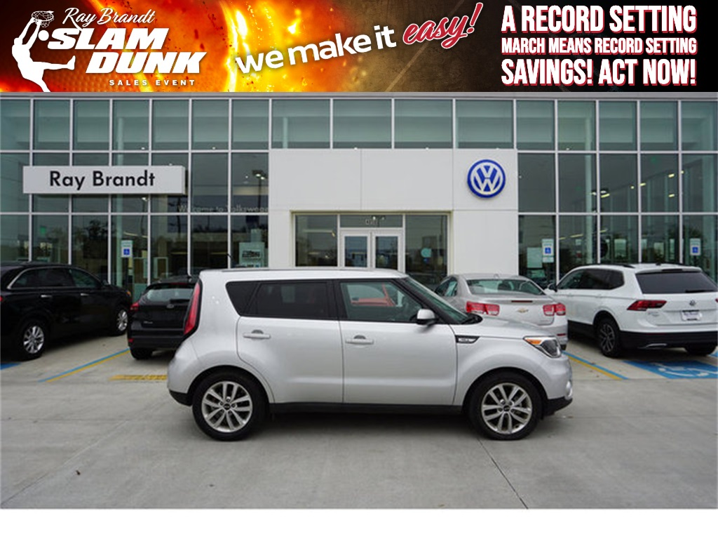 Pre Owned 2017 Kia Soul Plus